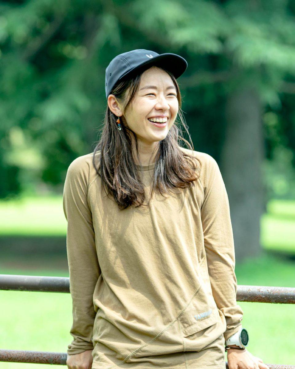 ライター Emma Nakajimaさん – 理由なく走り始めたら、それが彼女の人生になる。